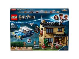 LEGO® Harry Potter™ 75968 Ligusterweg Nummer 4