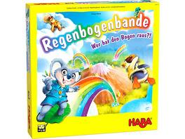 Würfelspiel Regenbogenbande
