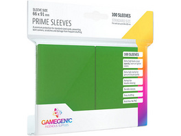 PRIME Sleeves Green EINZEL
