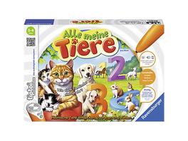tiptoi® Alle meine Tiere (ohne Stift)