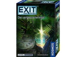 EXIT - Das Spiel - Die vergessene Insel - Level Fortgeschrittene