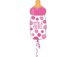 Folienballon It`s A Girl Baby