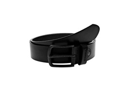 All Black Buckle Belt