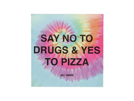 Yes To Pizza Sticker