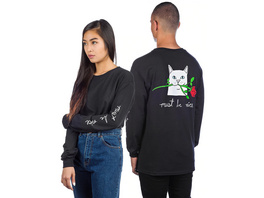 Romantic Nerm Long Sleeve T-Shirt