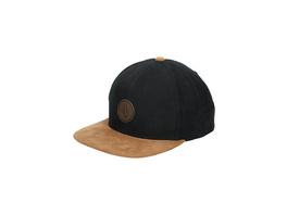 Quarter Fabric Cap