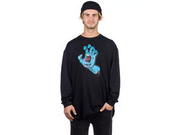 Screaming Hand Long Sleeve T-Shirt