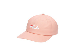 Dad With Linear Logo Cap