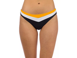 Mid Leg Hipster Bikini Bottom