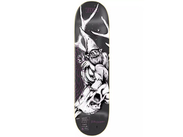 "Brockman Gnarly Gnomes 8.0"" Skateboard Deck"