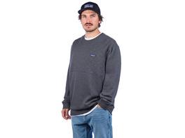Organic Quilt Crewneck Sweater