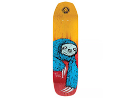 "Sloth On 8.25"" Vimana Skateboard Deck"