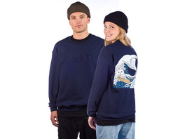 Great Wave Sweater