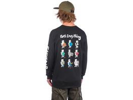 Fuck Everything Long Sleeve T-Shirt