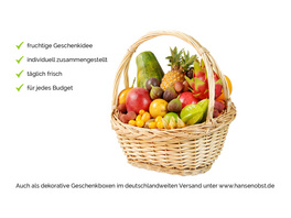 Obstkorb Helene Exoten